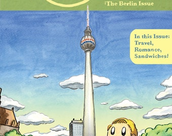Modern Slorance: The Berlin Issue