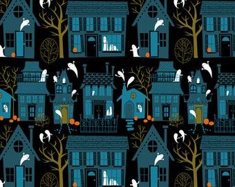Stoff, retro, Halloween, Geister, Gothic