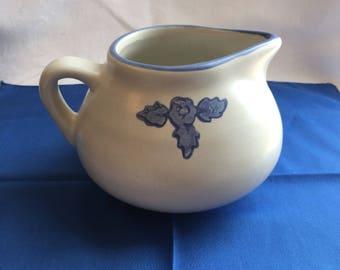 Vintage Pfaltzgraff gravy / syrup pitcher