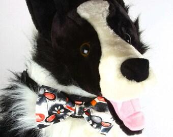 Bow Tie, Dog Bow Tie, Pet Neckwear, Dog Accessories, AnnabelsAccessories, Pet Accessories, Pet Neck Tie, Dog Clothes, Cow Print Bow Tie, Bow