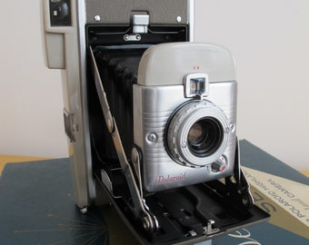 Vintage Polaroid 80 Land Camera w/Original Box