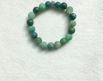 Diffuser Bracelet / Lava Stones / Beaded / Aromatherapy Jewelry / For Anxiety / Essential Oil / Jewelry