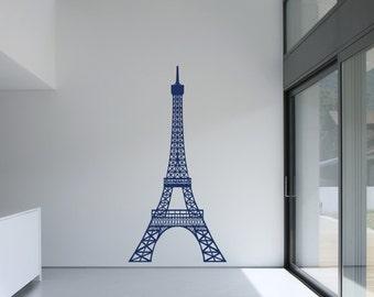 Eiffel Tower - Vinyl Wall Decal