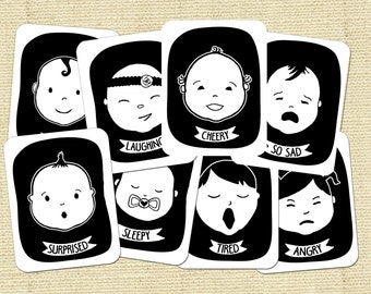 black and white pictures for babies printable