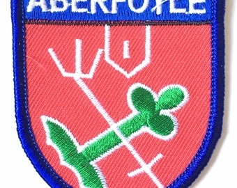 Aberfoyle Embroidered Patch
