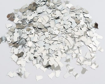 Silver Wedding Bells - Wedding Table Confetti