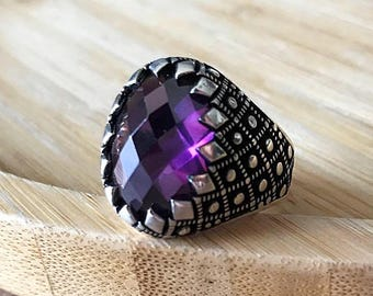 Handmade Mens Womens Ring Bracelet special by ISTANBULSILVERART