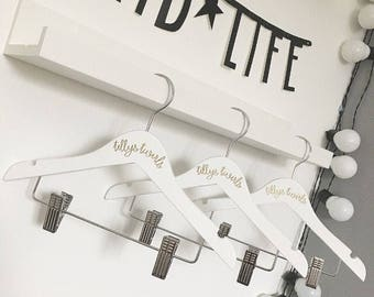 Personalised Children's Hangers