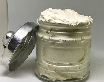 ORGANIC Aloe Vera Whipped Body Butter!