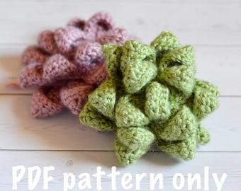 Holiday Gift Bow Crochet Pattern / crochet bow pattern / crochet christmas pattern / Crochet birthday bow / Crochet applique pdf pattern