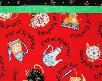 Teapot Pillowcases