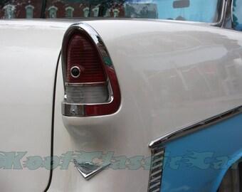 Classic 1955 Chevy Bel Air 2 door coupe