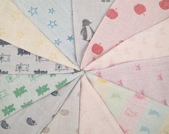 Pick 6 bandana bib, boy bib, reversible bib, scarf bib, cotton bib, dribble bib, toddler bib, baby gift