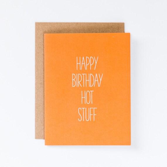 Sexy männliche Geburtstagskarten