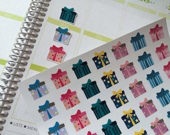 Planner Stickers Presents Day Planner Stickers Plum Paper Planner Fits Erin Condren Planner