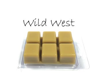 Wild West Scented Soy Wax Tarts