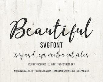 Download Stencil font | Etsy