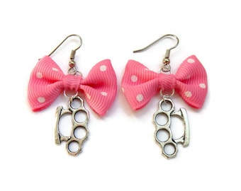 Rockabilly Earrings