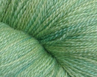 Seaglass-ish Lustrous Lace