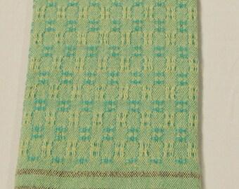 Handwoven Tea Towel, Handwoven Dish Towel, Handwoven Kitchen Towel, Dish Towel, Tea Towel, Kitchen Towel
