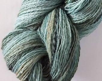 Field, Handspun Lace Yarn, 2ply