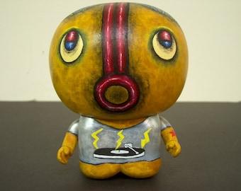 """Custom Painted 6"""" UNKL Figure"""