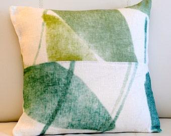 """20""""x20"""" Marimekko Pillow Cover. Handmade. (40x40cm)"""