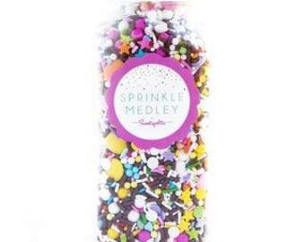 Sweetapolita Ice Cream Parlour Sprinkle Mix 5.8 oz