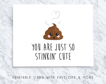 funny anniversary card, card for wife, card for girlfriend, card for her, printable wife card, printable girlfriend cards