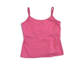90s Pink Workout Tank