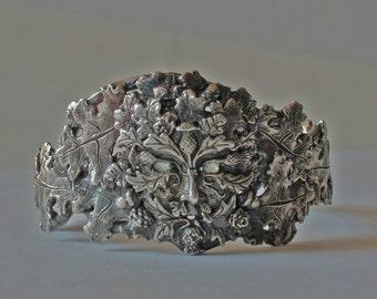 small greenman bracelett