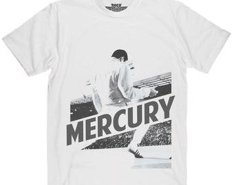 Rock is Religion Mercury T-shirt