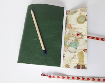 Alice in Wonderland Journal, Gift, Queen of Hearts, Mad Hatter, Through the Looking Glass, Mad Hatters Tea Party, Alice Wedding Book