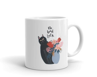No Bad Luck- Mug