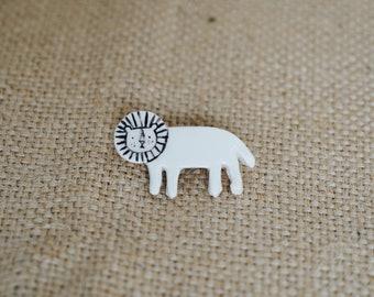 Lion Pin II