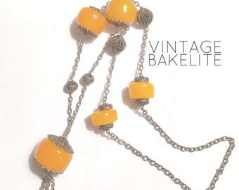 Original Bakelite Necklace