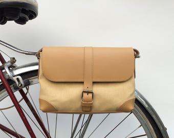 Handbag Saddlebag // The saddlebag - cycling handbag