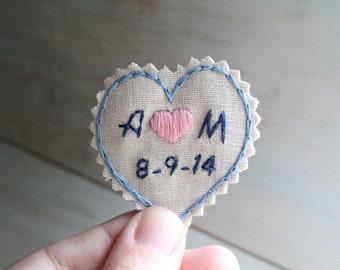 Something Blue. Wedding Dress Label. Wedding Dress Patch. Bridal Shower Gift. Gift for Bride. Wedding Dress Label. Bridal Shower. Mr and Mrs