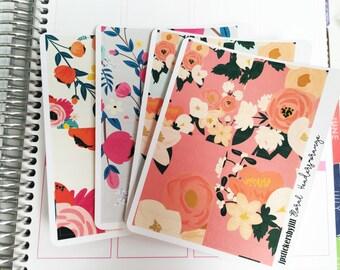 Floral Headers- BUNDLE PACK (4)