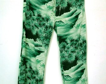 Lucky Brand Hawaiian Pants