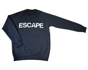 REACH / ESCAPE Parkour Sweatshirt - Dark Grey