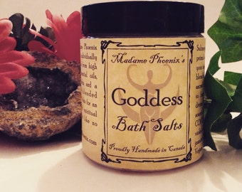 Goddess Spiritual Bath Salts