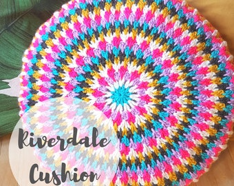 Tutorial Riverdale Cushion (english with pics and explanations)