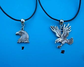 Eagle pendant with free gift pouch choice of 1