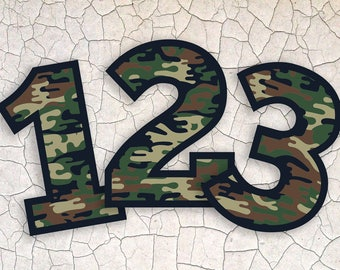 Camo numbers svg, camouflage hunting, army baby, 1st deer hunter boy, birthday party dxf 2nd 3rd 4th, number military invitation decoration,