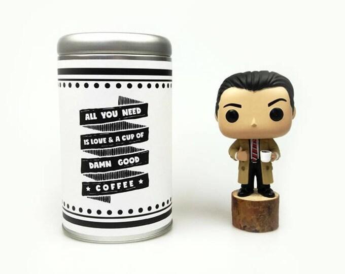COFFEE TIN Twin Peaks