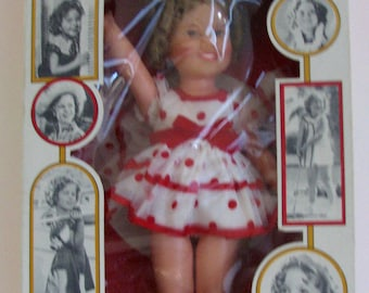 1970s Doll Shirley Temple Doll NRFB Ideal