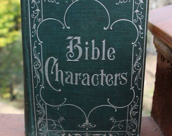 Old Antique Bible Book