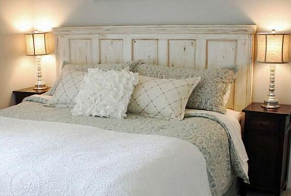 Double Headboard On Queen Bed