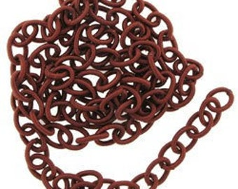 Polyester Chain Brown Package of 2 1/2 feet (970C-04)**CLOSEOUT**